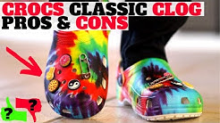 CROCS CLASSIC CLOG REVIEW in 2020!! WORTH BUYING?! Pros & Cons