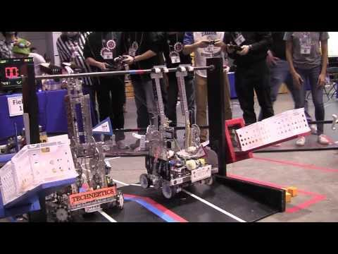 Robotic Olympics: The FIRST Tech Challenge