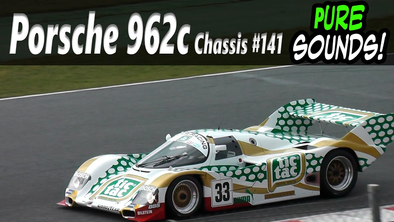 porsche 962 group c le mans sports prototype 962c dauer racing youtube. Black Bedroom Furniture Sets. Home Design Ideas