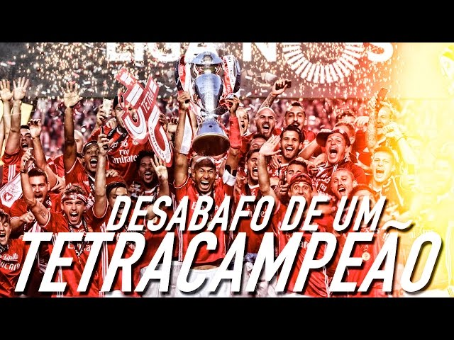 Benfica - Desabafo de um Tetracampeão... - Guilherme Cabral Ft. Tomás Rondão