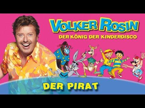 Volker Rosin - Der Pirat | Kinderlieder