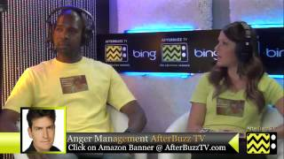 "Anger Management After Show Season 1 Episode 7 ""Charlie's Patient Gets Out of Jail"" 