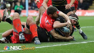 Gallagher Premiership Rugby Round 13 highlights | NBC Sports