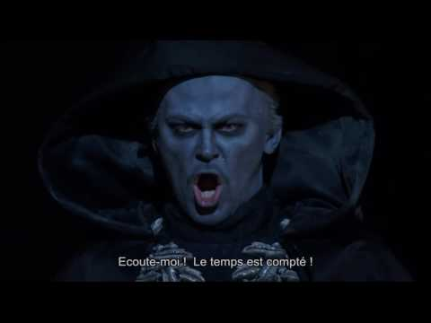 "Mozart - Don Giovanni: ""The Commendatore Scene"" (MET, 2011)"