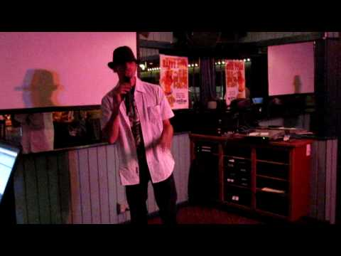 Timmy singing Hook by Blues Traveler karaoke