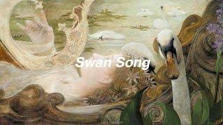 Lana Del Rey //Swan Song [Lyrics]