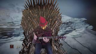 Game of Thrones Title Track Metal Guitar Cover   Modern Thrash Metal