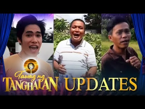 Tawag ng Tanghalan Update: TNT contenders will give their all to win
