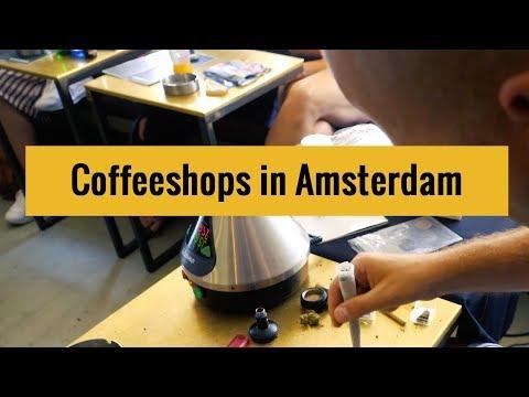Coffeeshops In Amsterdam : Beginner Smoker Tips