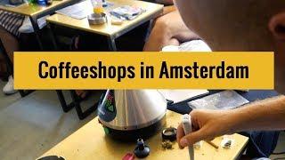 Coffeeshops in Amsterdam : Beginner smoker tips screenshot 2