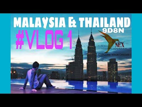 liburan-murah-ke-malaysia-&-thailand-tiket-900-ribuan-selama-9h8m-#vlog1-#kualalumpur-  -nex-journey