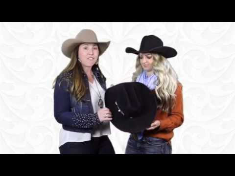 How to put on a Montana Silversmiths Hat Feather