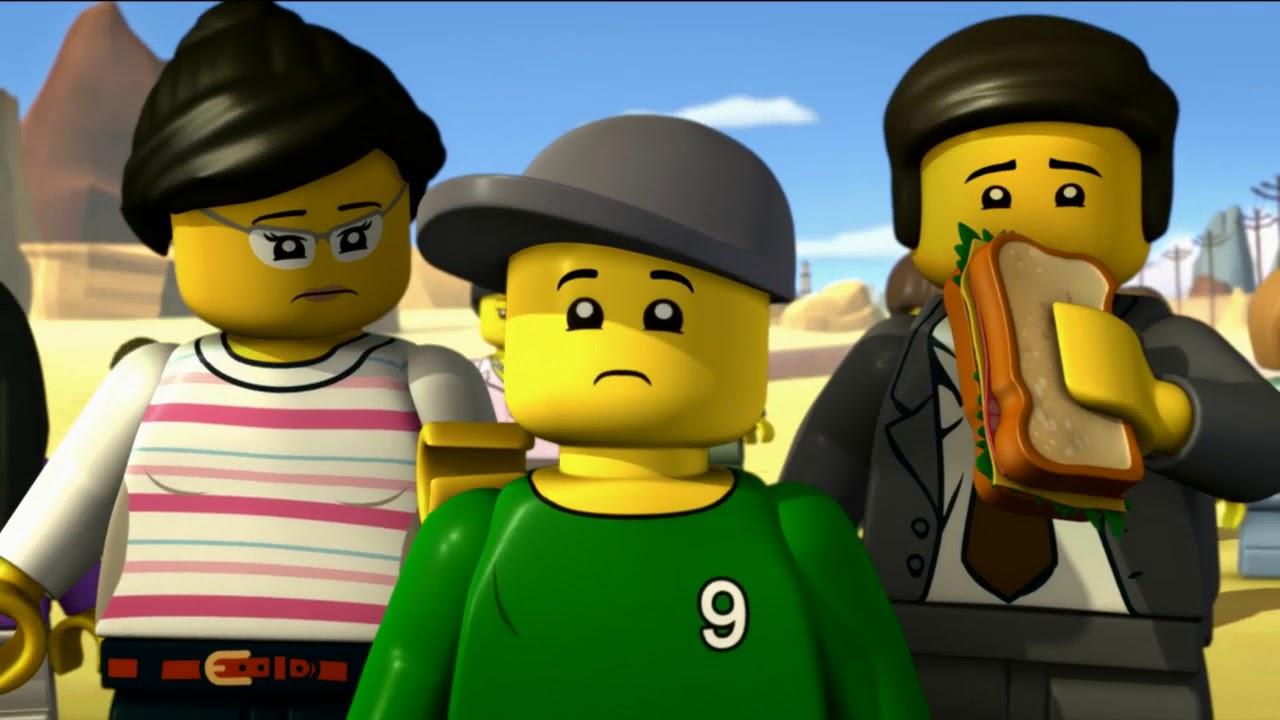 Download LEGO Ninjago - Season 1 Episode 12 - The Rise of the Great Devourer