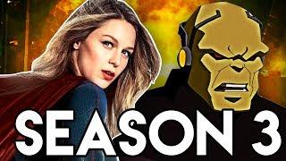 Supergirl Season 3 War World Mongul & Reign Theories Explained
