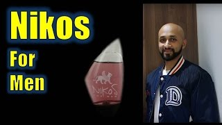 Nikos For Men with Prince Tai Fragrance