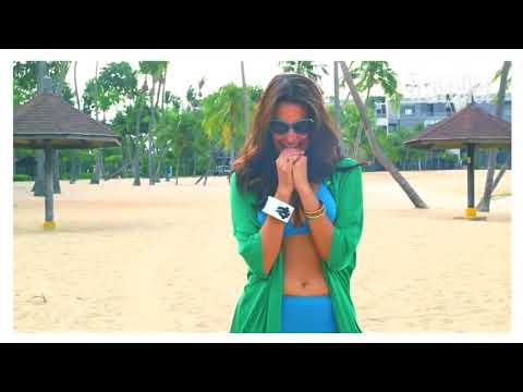 Neha Dhupia rare unseen bikini show