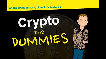 CRYPTO FOR DUMMIES