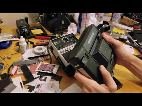How To Use Instax Film In Old Kodak Instant Cameras!