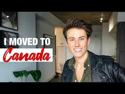 MOVING TO CANADA | 10 Steps To Move From US To Canada