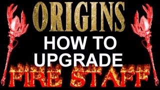 Game | Black Ops 2 Origins How To Upgrade Fire Staff! HOW TO BO2 Zombies | Black Ops 2 Origins How To Upgrade Fire Staff! HOW TO BO2 Zombies