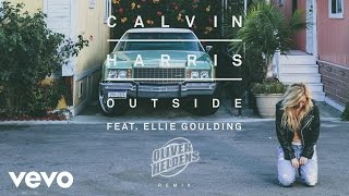 Calvin Harris Outside Oliver Heldens Remix Audio Ft. Ellie Goulding