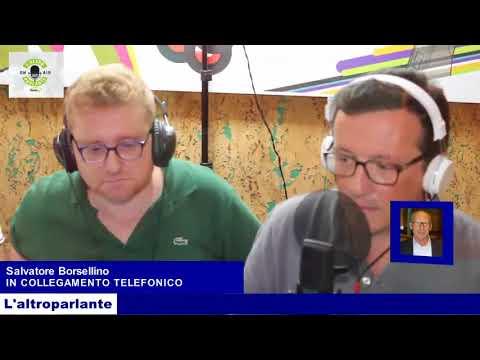 L'ALTROPARLANTE - MAURO FASO - RADIO IN: Puntata di mercoledì 07/06/2017