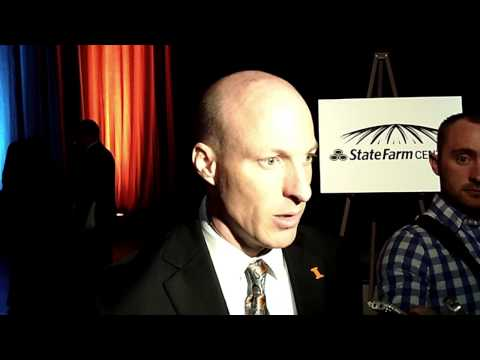 Coach Groce State Farm Center Interview 4/29