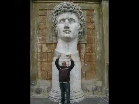 "James Hayden in ""Rome, Italy Vacation"""