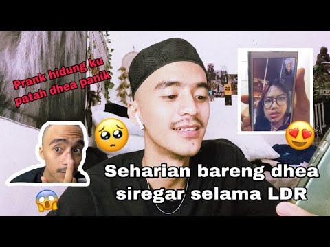 Download 24JAM BARENG DHEA SIREGAR SELAMA LDR - prank HIDUNG KU 😱