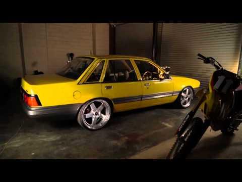 INSIDE GARAGE: Steve's '86 Holden VL Commodore