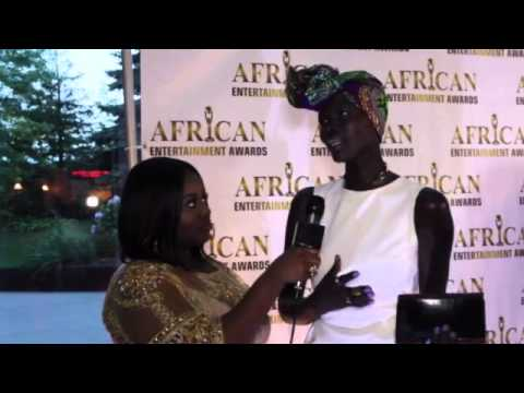 PLAYBAK MAGAZINE AT AFRICAN MUSIC AWARDS CANADA WITH ALUAD ANEI