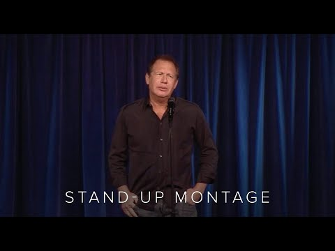 Garry Shandling - Stand-Up Montage