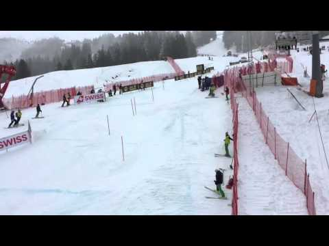 FIS Alpin Ski Weltcup Lenzerheide