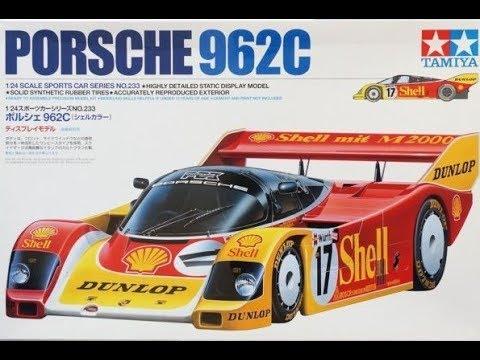 Download Porsche 962C (Tamiya 1:24)