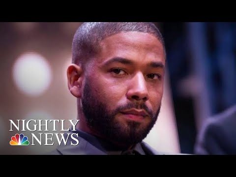 Jussie Smollett Could Face Criminal Charges, According To Law Enforcement Sources | NBC Nightly News