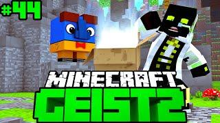 DIESE PAPPKISTE ist EIN PORTAL?! - Minecraft Geist 2 #44 [Deutsch/HD]
