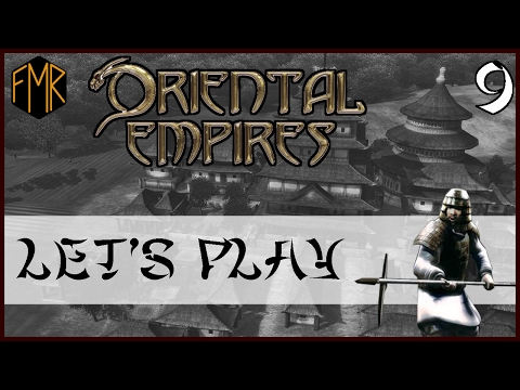 Building a mid game economy - Qin (very hard) - Oriental Empires - #9