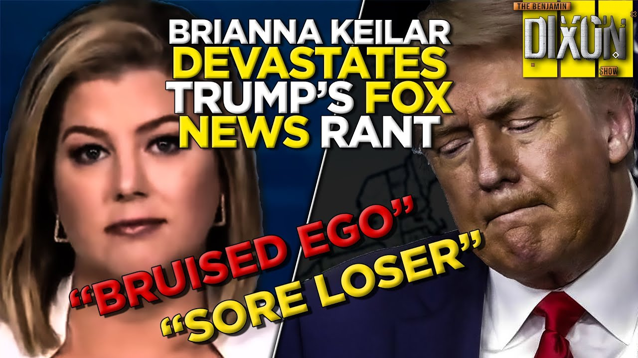 ? MUST-SEE! CNN's Brianna Keilar DEVASTATES Trump's Latest Election Meltdown on Fox News