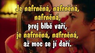 Barbora Poláková - Nafrněná text