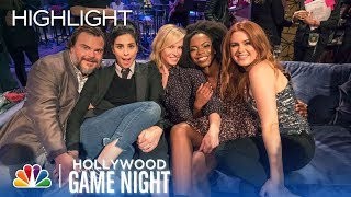 Boom Go the Clues - Hollywood Game Night (Episode Highlight)