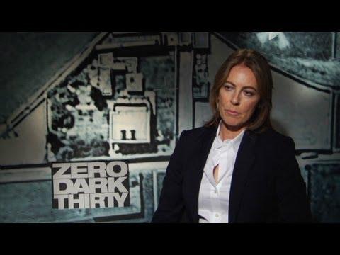 Kathryn Bigelow talks 'Zero Dark Thirty'