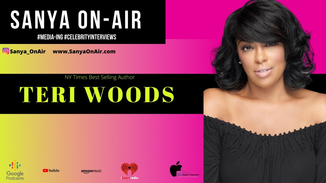 """Teri Woods Talks Being Blackballed by Terry McMillan, """"True to the Game"""" and """"Dutch"""""""