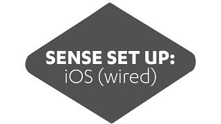 Setting Up F-Secure SENSE Using The iOS App (Wired Connection)