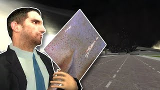 HUGE TORNADO DESTROYS BRIDGE! - Garry's Mod Gameplay - Gmod Tornado Survival