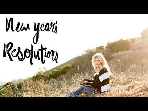 New Year's Resolutions | Confessional Vlog | Mr Kate
