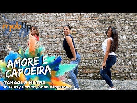 AMORE E CAPOEIRA | MOBUP® FITNESS | Dance Mob®