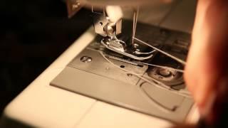 Сшивание двух кусков ткани
