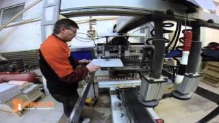 Производство шкафов и мебели на заказ Fortezz(Видео для сайта http://fortezz.ru На видео показан процесс производства мебельных деталей в нашем цеху. Мы занимае..., 2016-04-08T10:48:52.000Z)