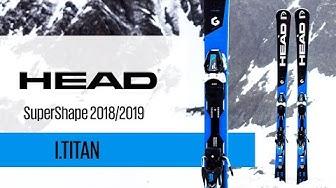 SKITEST 2019: HEAD Supershape I.TITAN