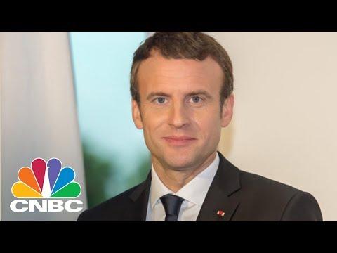 French President Emmanuel Macron: France Is Back | CNBC